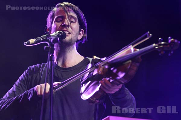 OWEN PALLETT - 2012-12-11 - PARIS - Gaite Lyrique