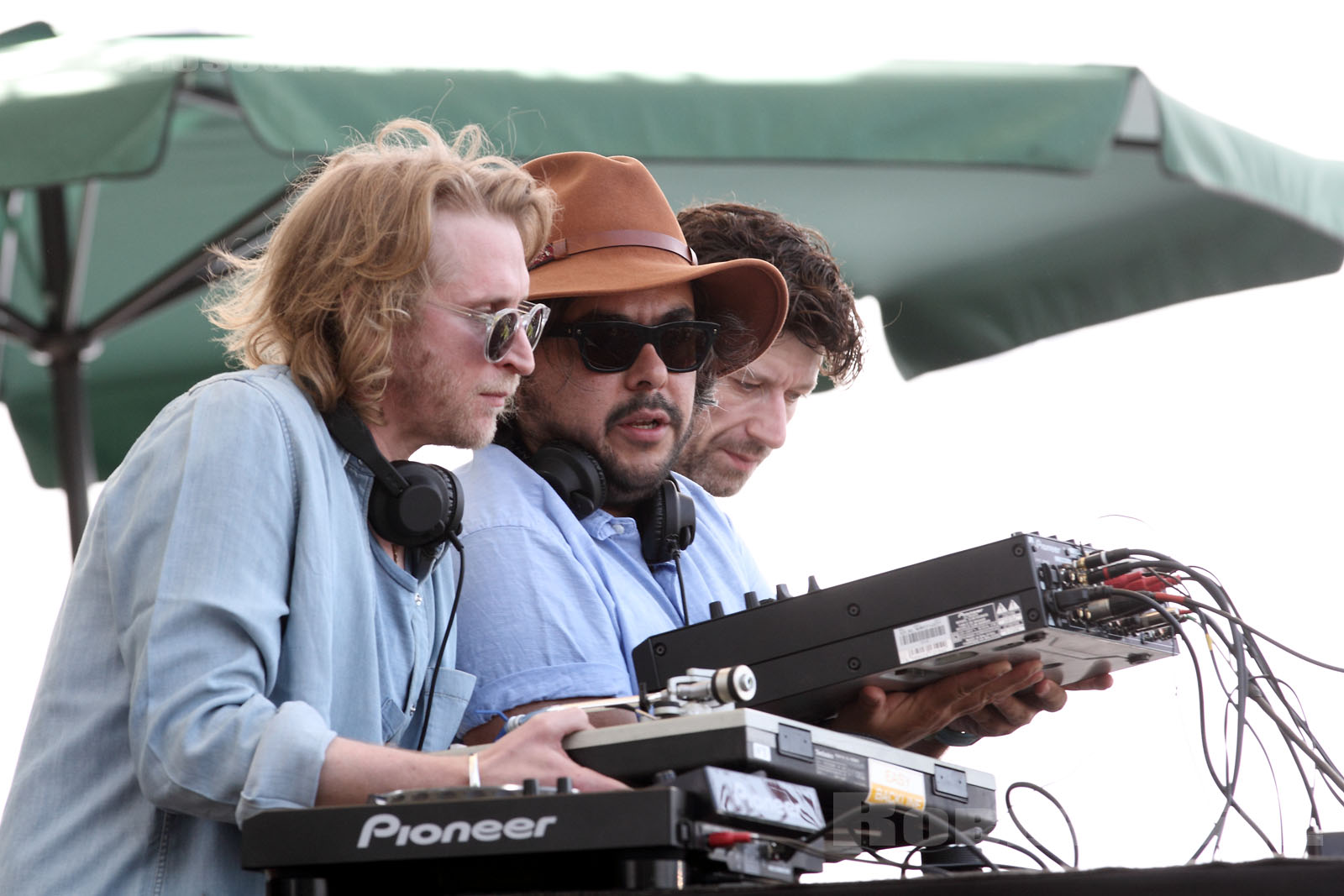 PACHANGA BOYS - 2014-06-07 - PARIS - Parc de la Villette
