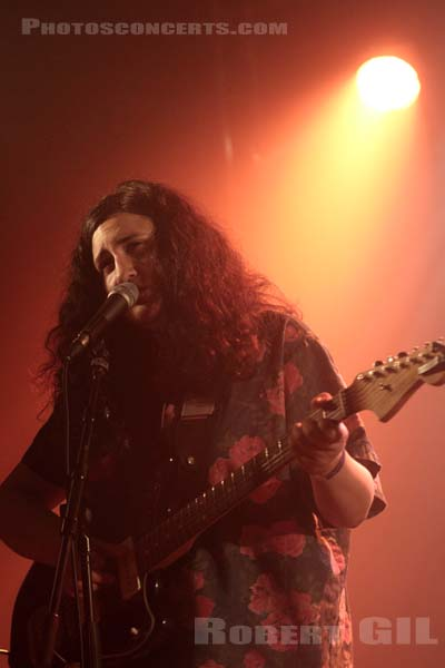 PALEHOUND - 2016-02-28 - PARIS - Point Ephemere