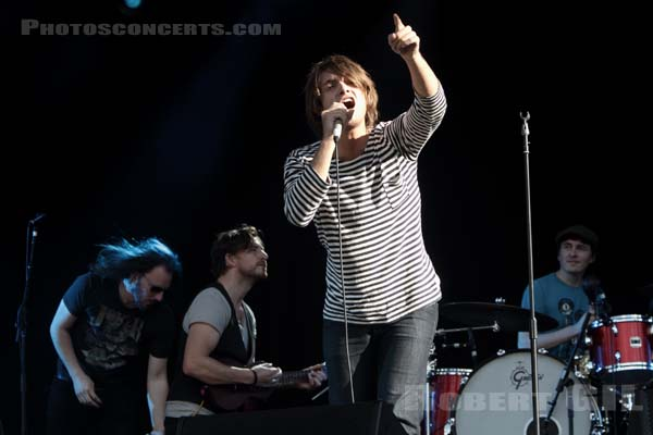 PAOLO NUTINI - 2010-08-28 - SAINT CLOUD - Domaine National - Grande Scene