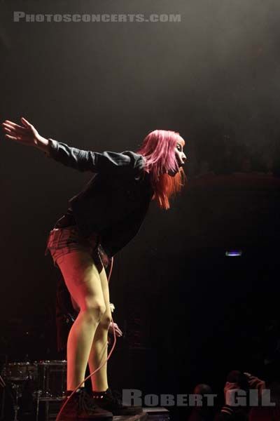PARAMORE - 2013-04-01 - PARIS - La Cigale