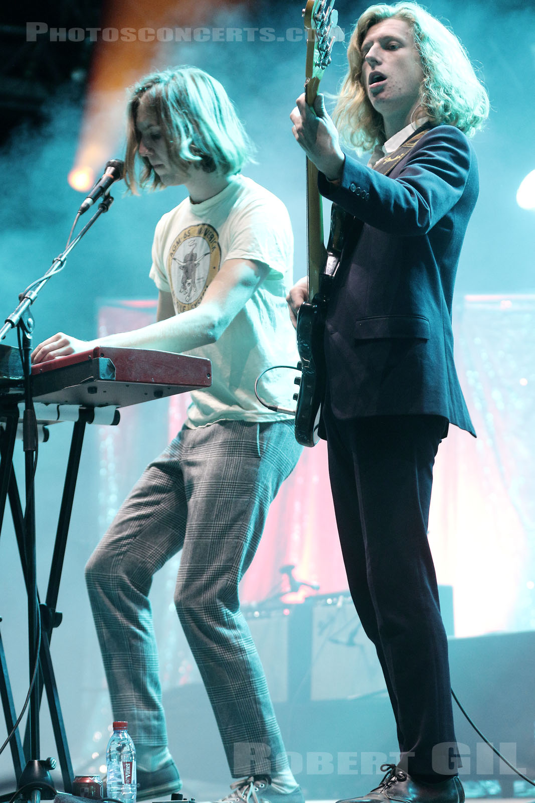 PARCELS - 2018-08-24 - SAINT CLOUD - Domaine National - Scene de la Cascade