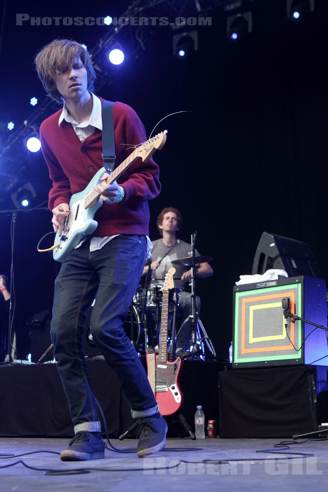 PARQUET COURTS - 2013-08-25 - SAINT CLOUD - Domaine National - Scene Pression Live