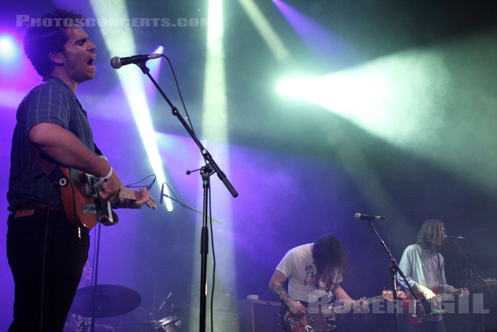 PARQUET COURTS - 2014-11-14 - PARIS - La Cigale