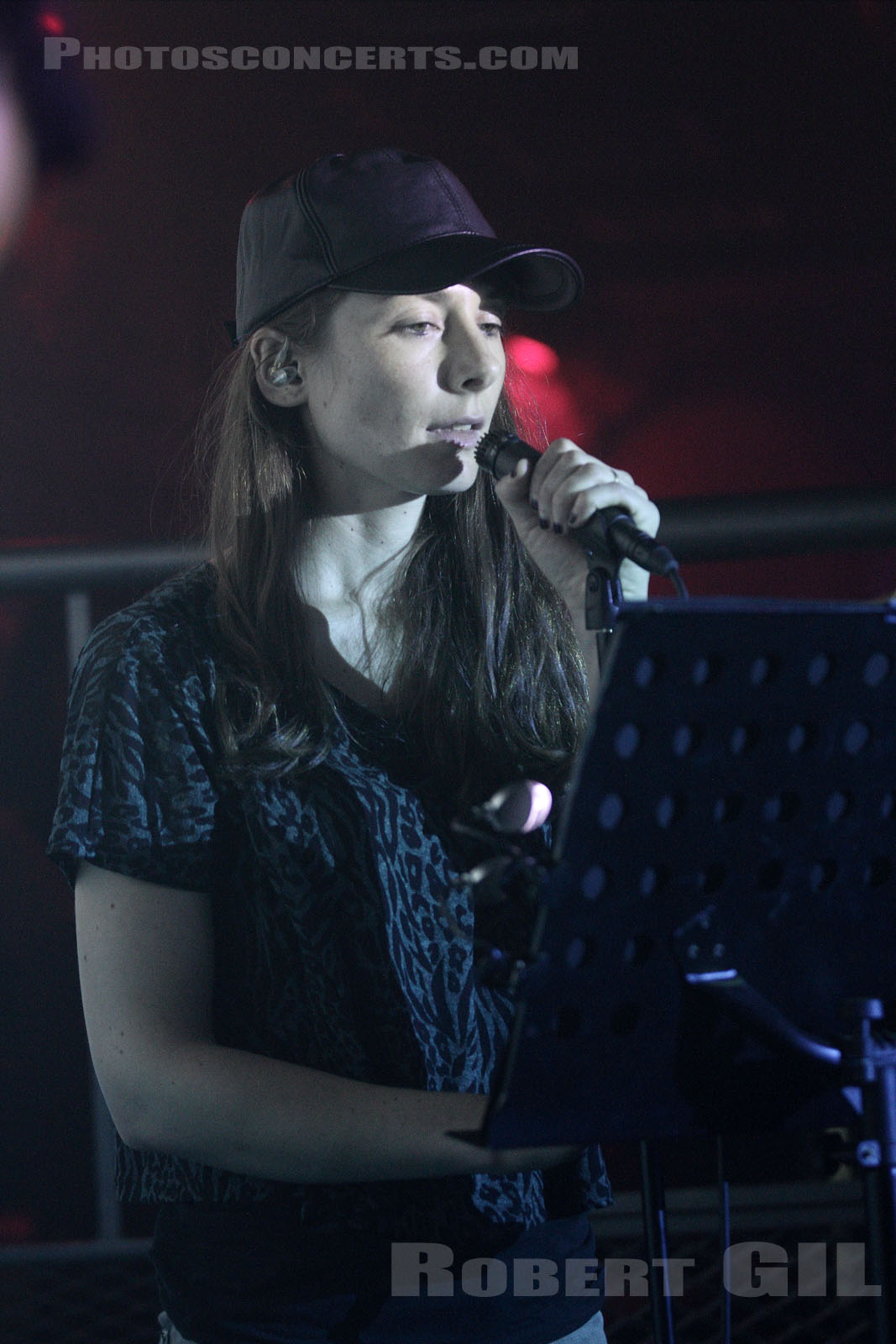 PATTEN - 2014-10-09 - PARIS - La Chaufferie (du Moulin Rouge)