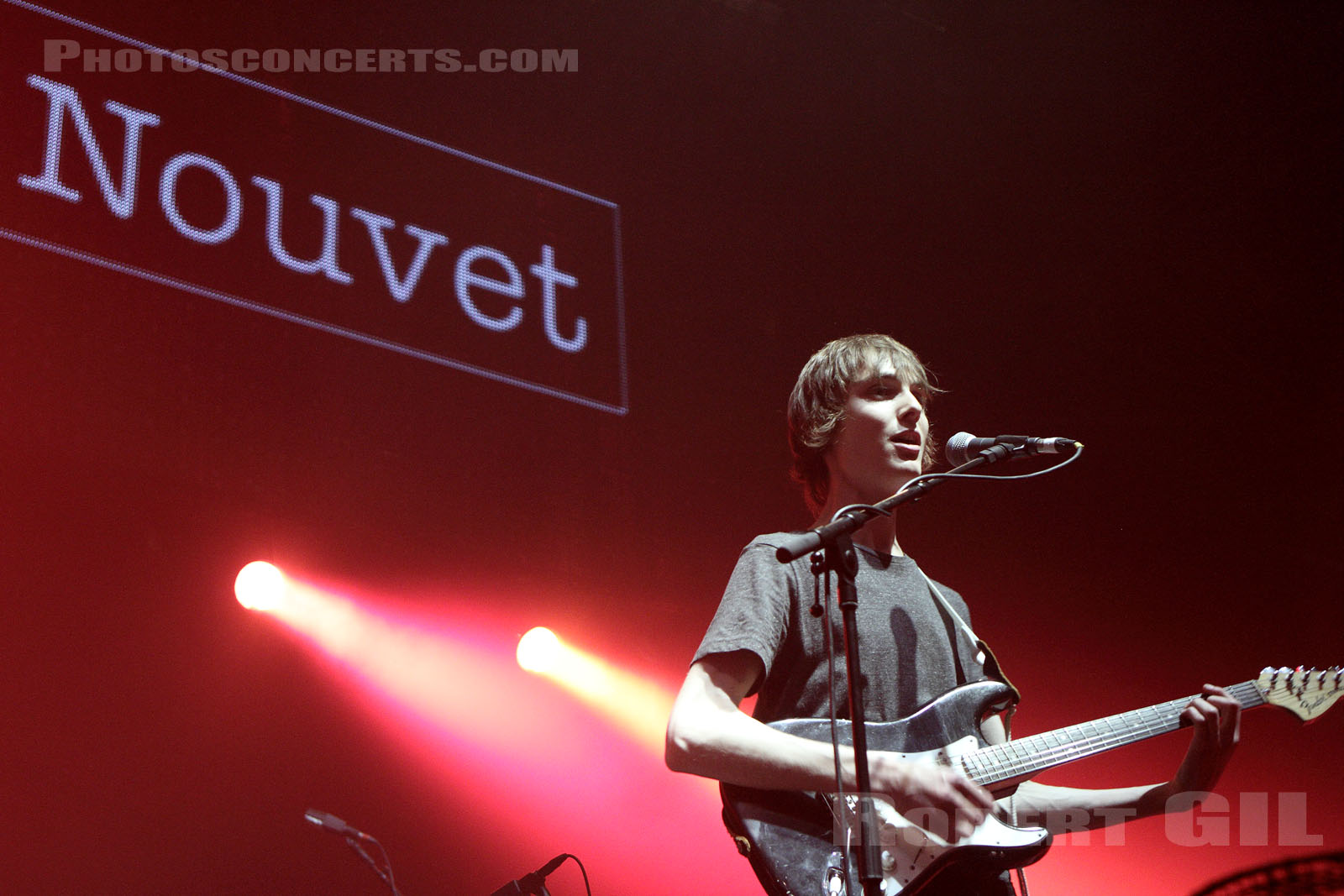 PAUL LEIF NOUVET - 2014-09-30 - PARIS - Zenith