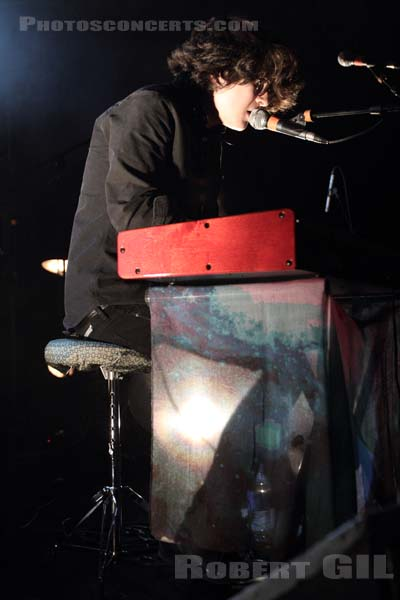 PAUL THOMAS SAUNDERS - 2014-06-12 - PARIS - Point Ephemere