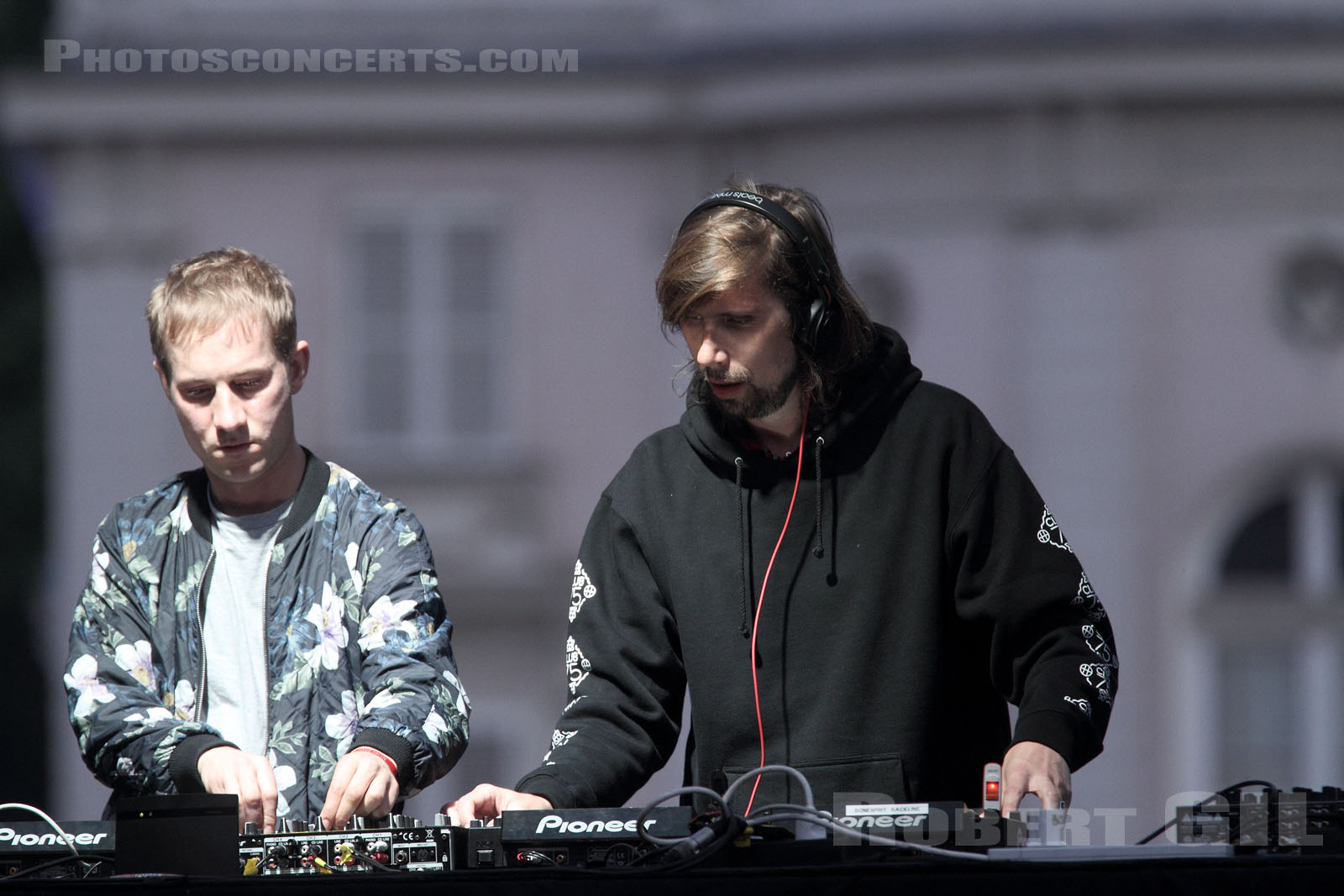 PEDRO WINTER VS RITON - 2014-05-31 - PARIS - Parc de Bagatelle