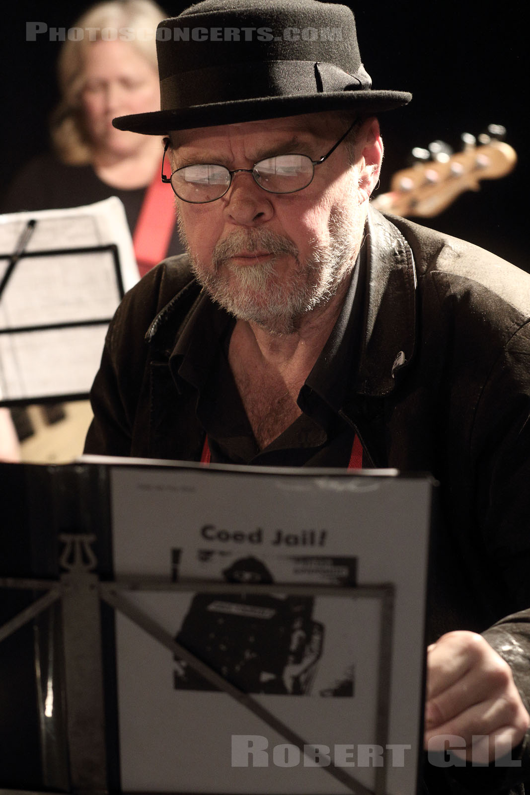 PERE UBU - 2016-04-07 - PARIS - Point Ephemere