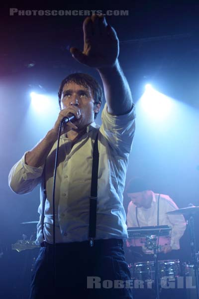 PETER BJORN AND JOHN - 2009-10-15 - PARIS - La Maroquinerie