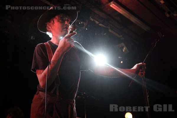 PETER DOHERTY AND THE PUTA MADRES - 2019-04-02 - PARIS - La Maroquinerie