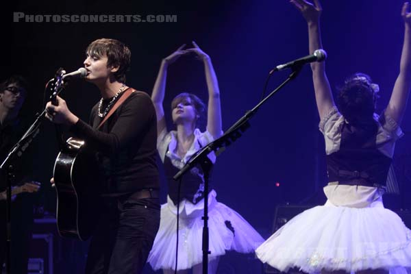 PETER DOHERTY - 2009-03-10 - PARIS - Le Bataclan