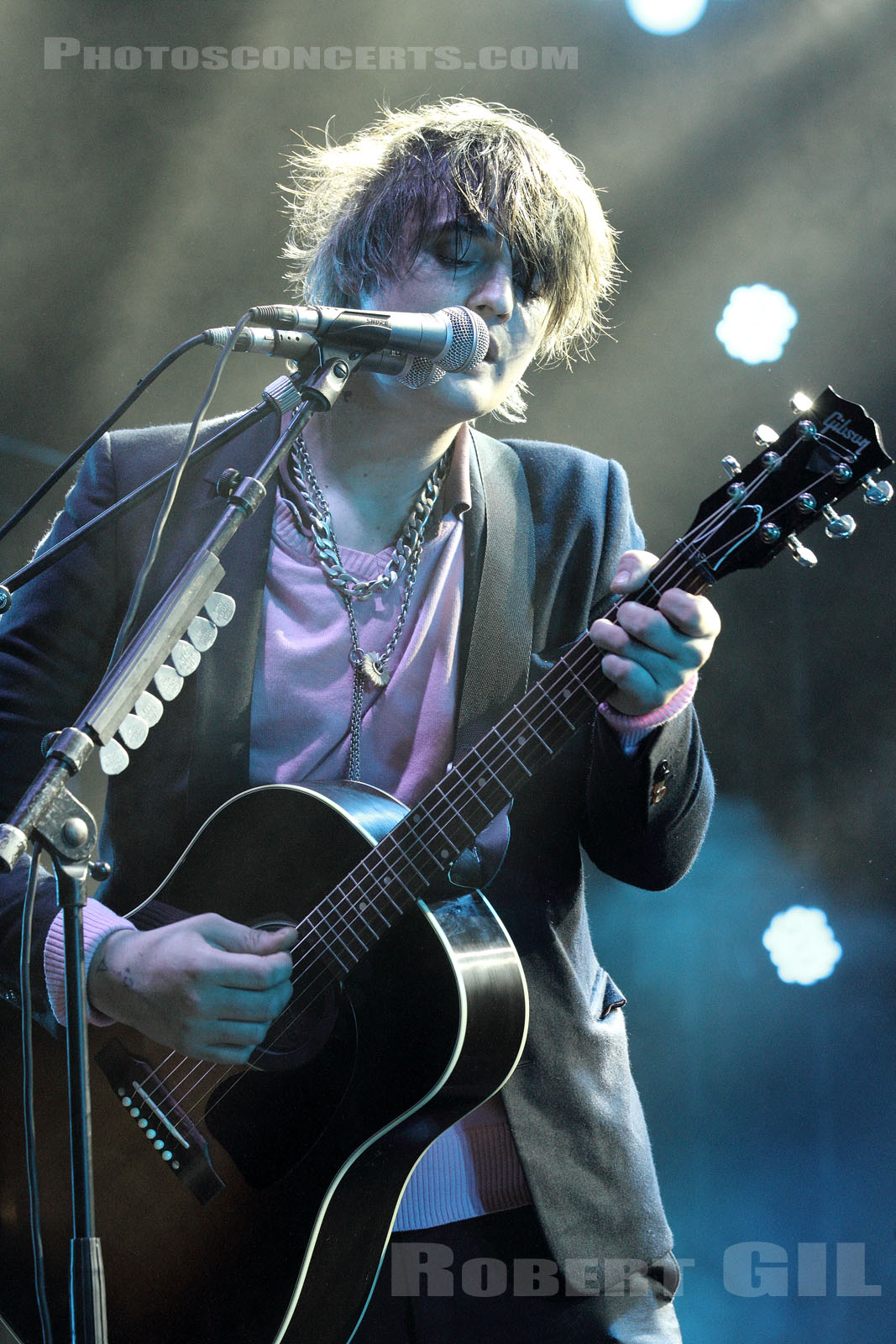 PETER DOHERTY - 2011-09-11 - PARIS - Parc de Bagatelle