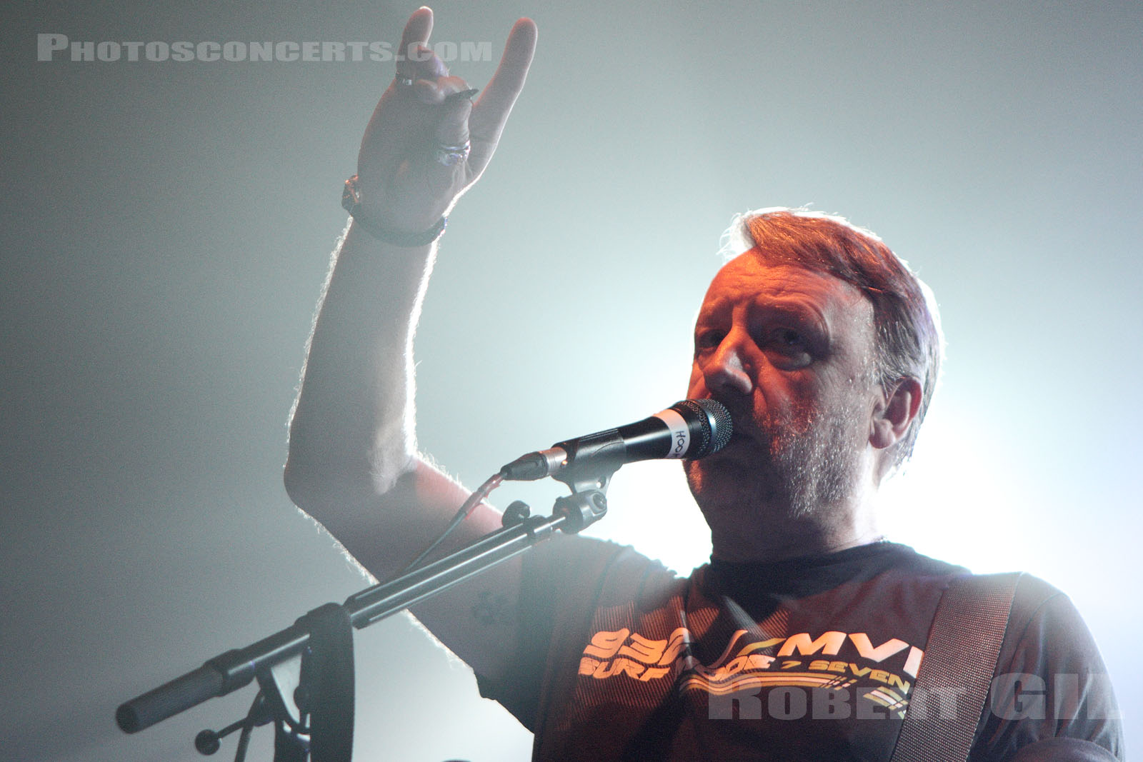 PETER HOOK AND THE LIGHT - 2014-10-07 - PARIS - La Machine (du Moulin Rouge)