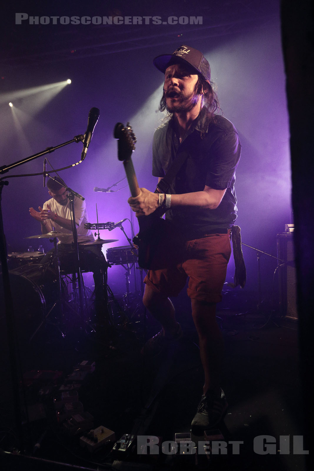 PETER KERNEL - 2018-04-19 - PARIS - Point Ephemere