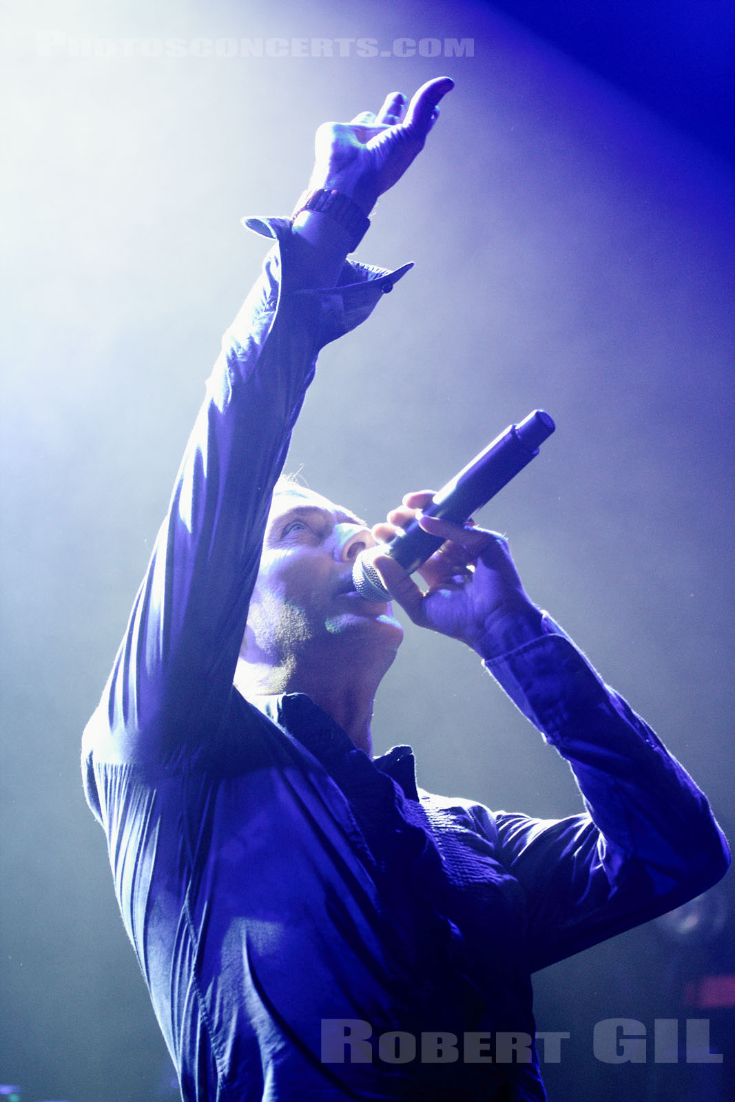 PETER MURPHY - 2013-06-05 - PARIS - Trabendo