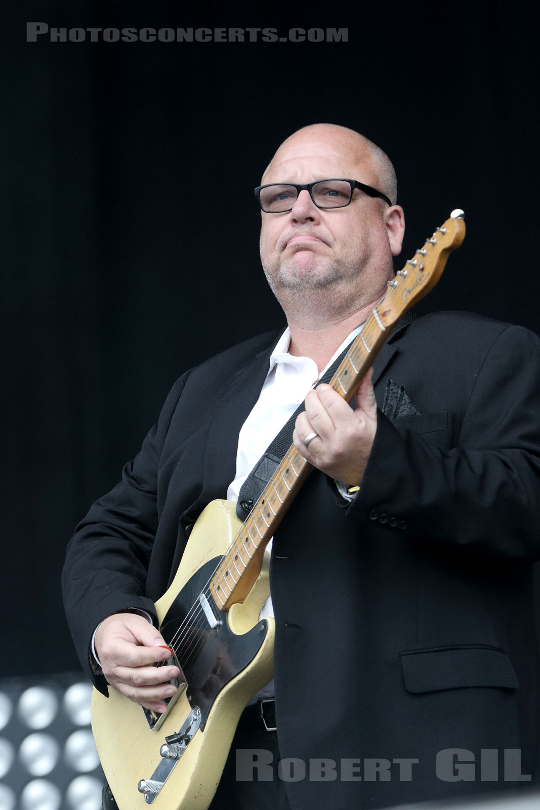 PIXIES - 2017-07-23 - PARIS - Hippodrome de Longchamp - Main Stage 1