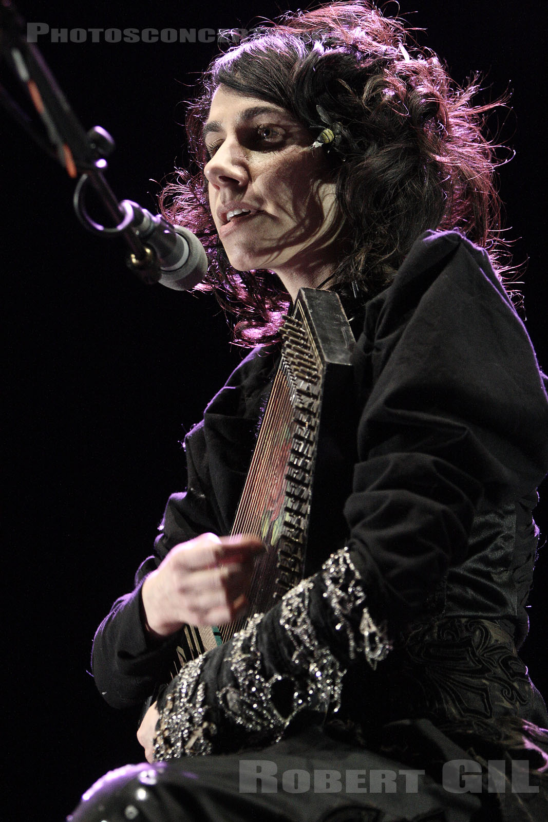 PJ HARVEY - 2007-11-16 - PARIS - Grand Rex