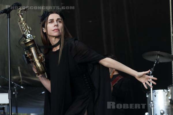 PJ HARVEY - 2017-08-18 - SAINT MALO - Fort de St Pere
