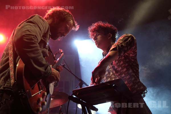 PLEASE THE TREES - 2018-11-27 - PARIS - Trabendo