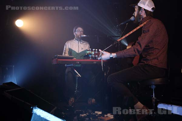 PORTIER DEAN - 2018-03-20 - PARIS - Point Ephemere