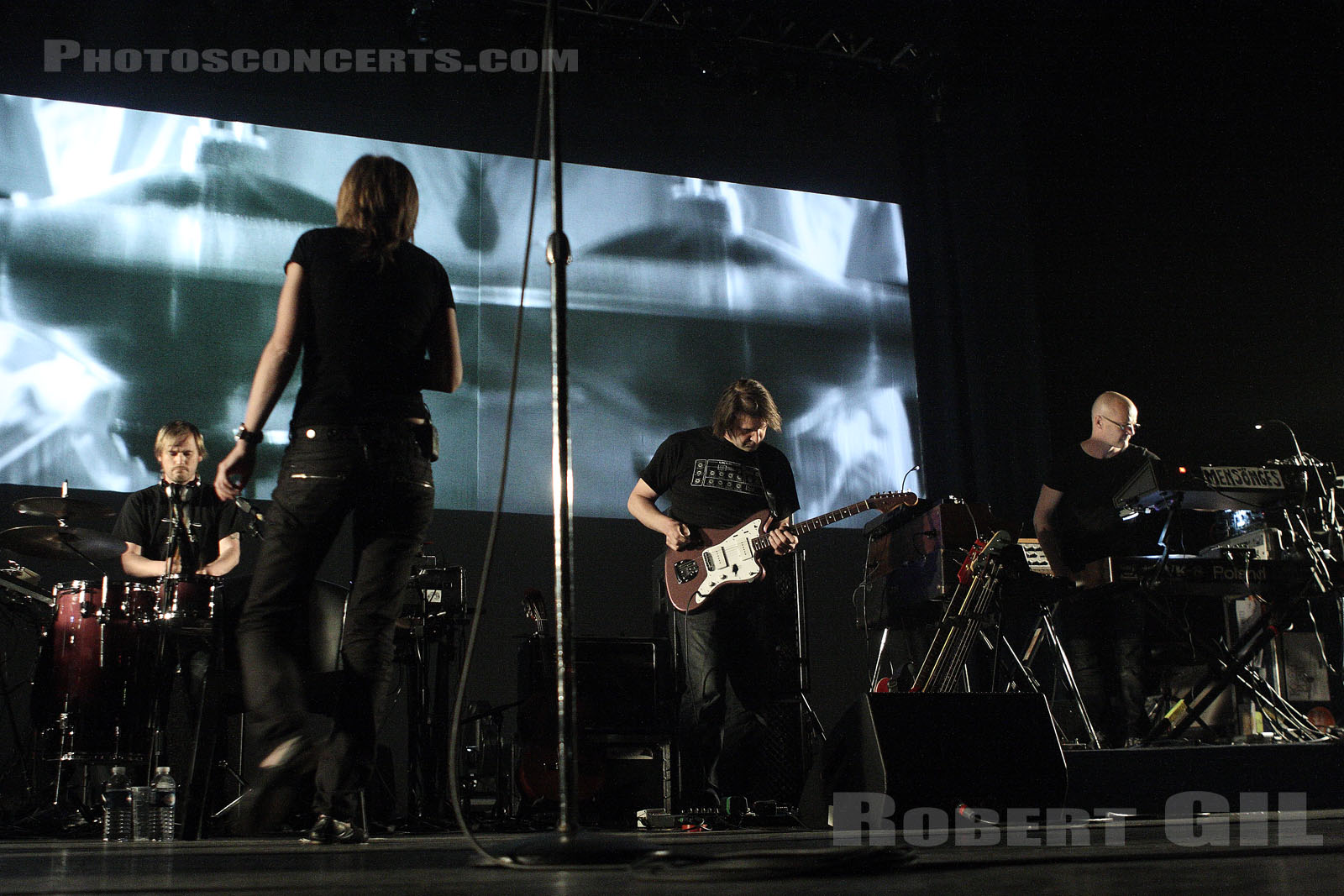 PORTISHEAD - 2008-05-06 - PARIS - Zenith