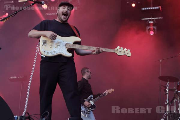 PORTUGAL THE MAN - 2018-07-21 - PARIS - Hippodrome de Longchamp - Alternative Stage