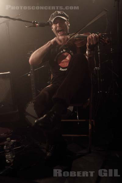 POSSESSED BY PAUL JAMES - 2012-02-24 - PARIS - La Maroquinerie