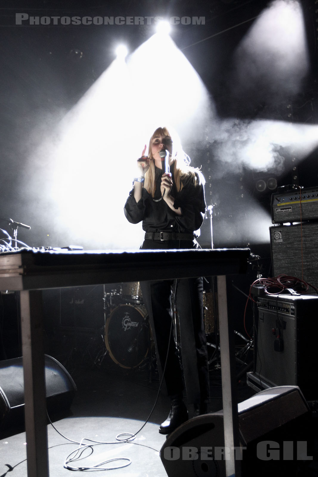 PUCE MARY - 2017-05-25 - PARIS - Trabendo