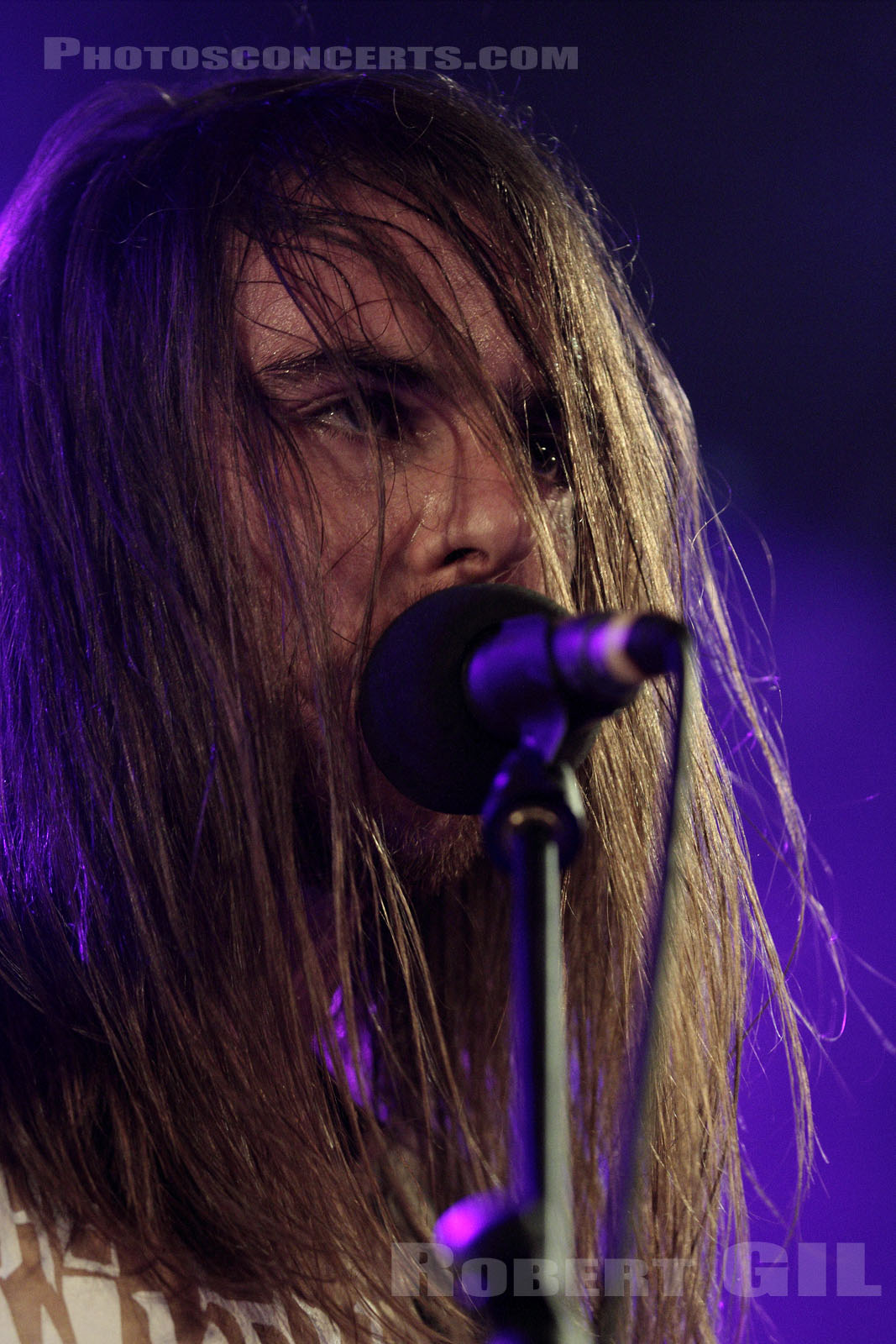 PULLED APART BY HORSES - 2014-09-08 - PARIS - La Maroquinerie