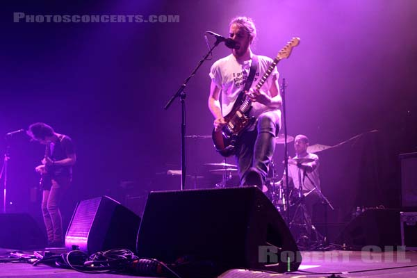 PULLED APART BY HORSES - 2014-11-07 - PARIS - Zenith