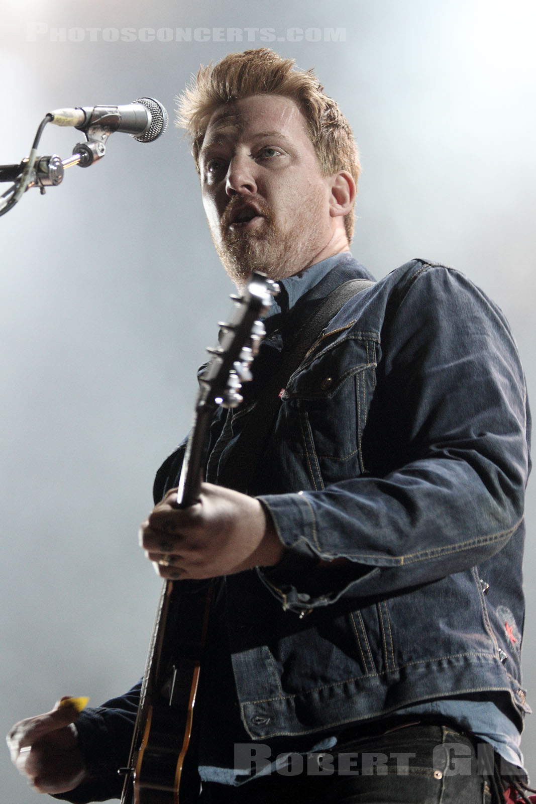 QUEENS OF THE STONE AGE - 2011-07-02 - BELFORT - Presqu'ile du Malsaucy