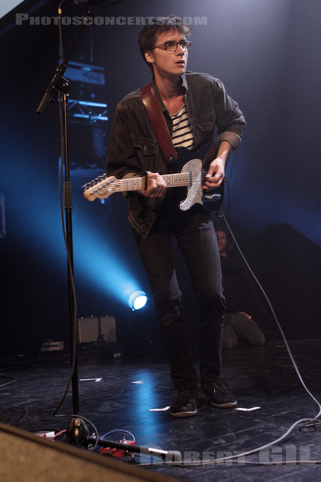 RADIO ELVIS - 2014-09-27 - PARIS - Le Trianon