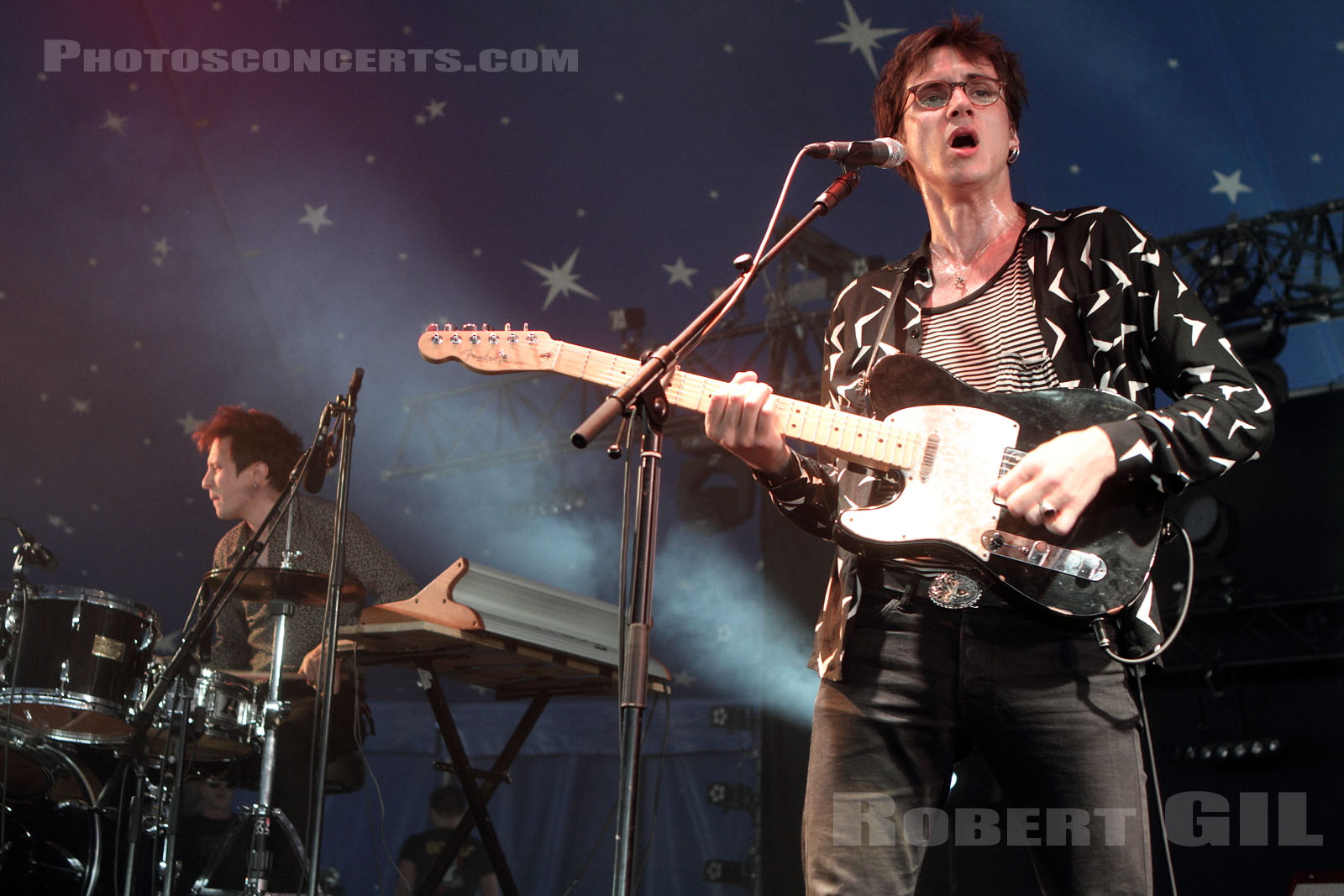 RADIO ELVIS - 2015-06-26 - PARIS - Hippodrome de Longchamp