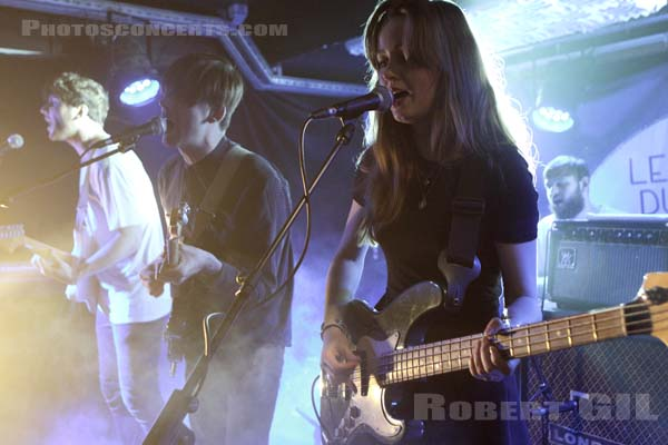 RATS ON RAFTS - 2016-09-19 - PARIS - Le Pop-Up du Label