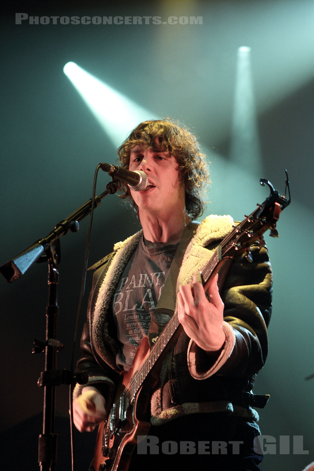 RAZORLIGHT - 2013-04-03 - PARIS - Olympia