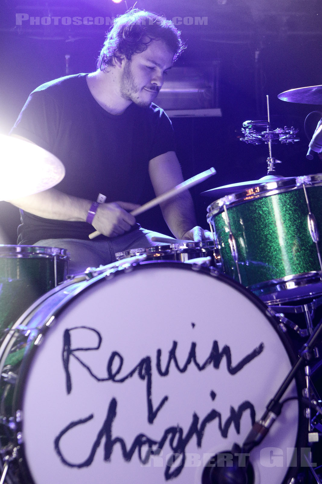 REQUIN CHAGRIN - 2019-04-04 - PARIS - Trabendo