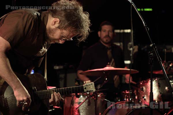 REVEREND DEADEYE - 2016-02-18 - PARIS - La Maroquinerie