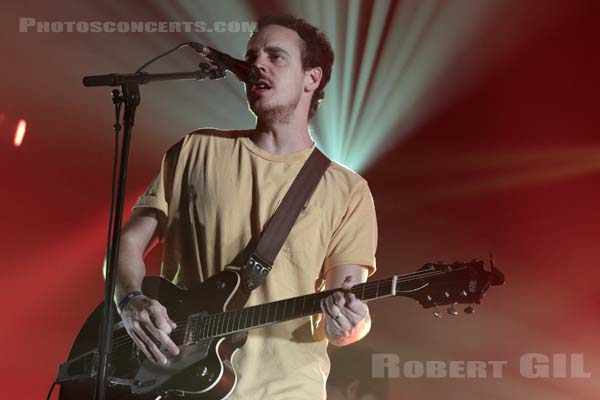 ROLLING BLACKOUTS COASTAL FEVER - 2018-11-01 - PARIS - Grande Halle de La Villette