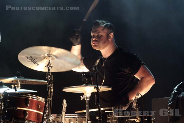 ROYAL BLOOD - 2014-08-22 - SAINT CLOUD - Domaine National - Scene Pression Live