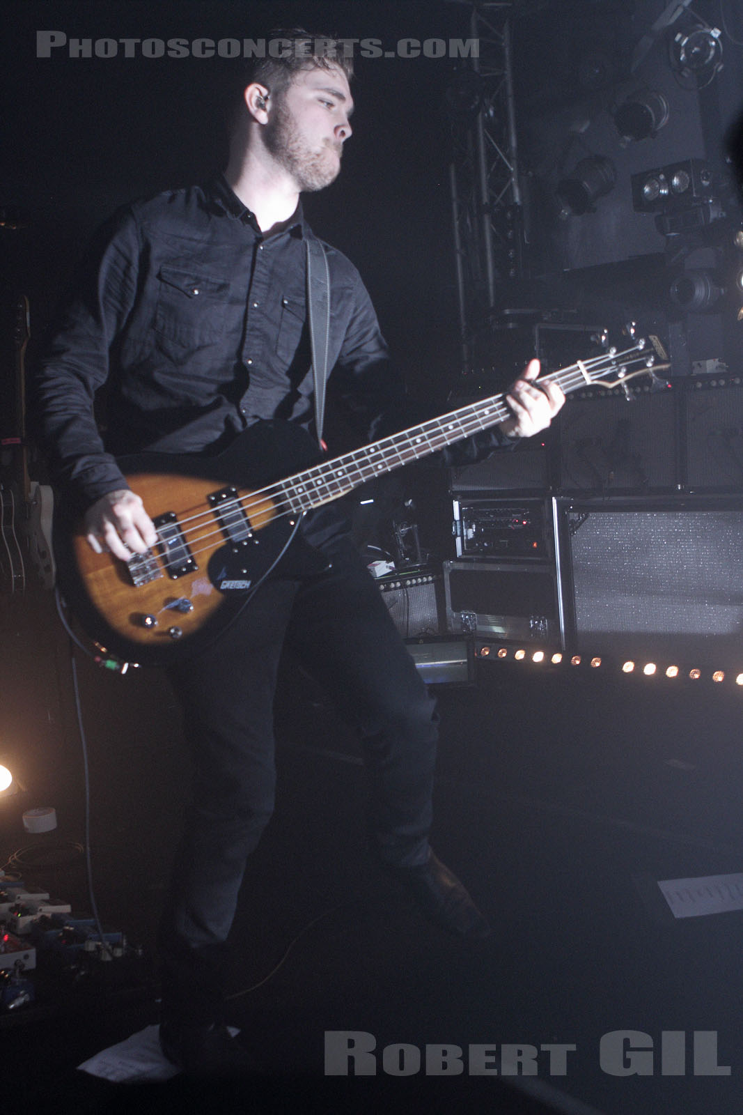 ROYAL BLOOD - 2014-12-18 - PARIS - Point Ephemere
