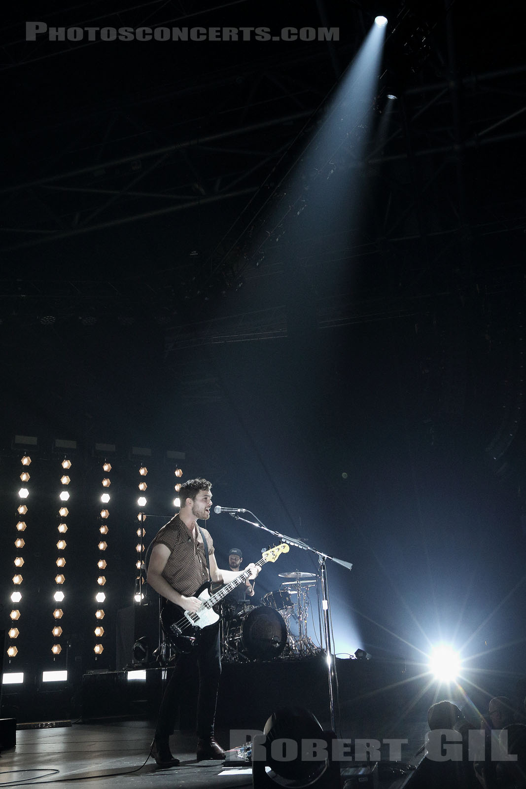 ROYAL BLOOD - 2017-11-09 - PARIS - Zenith