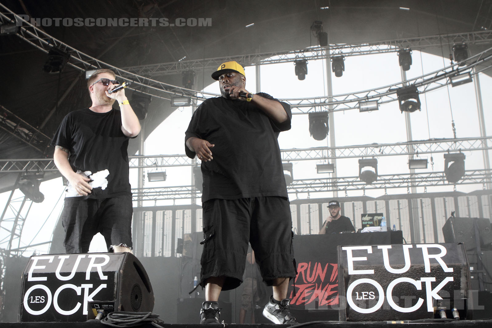 RUN THE JEWELS - 2015-07-05 - BELFORT - Presqu'ile du Malsaucy