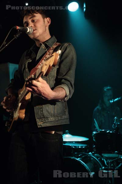 SAN CISCO - 2013-02-18 - PARIS - La Maroquinerie