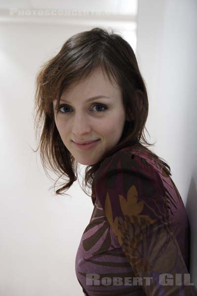 SARAH SLEAN - 2005-12-19 - PARIS -