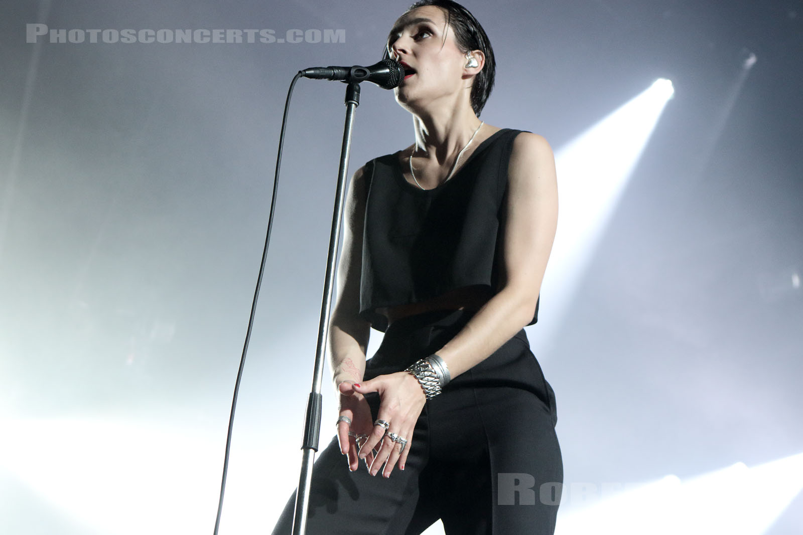 SAVAGES - 2016-08-14 - SAINT MALO - Fort de St Pere