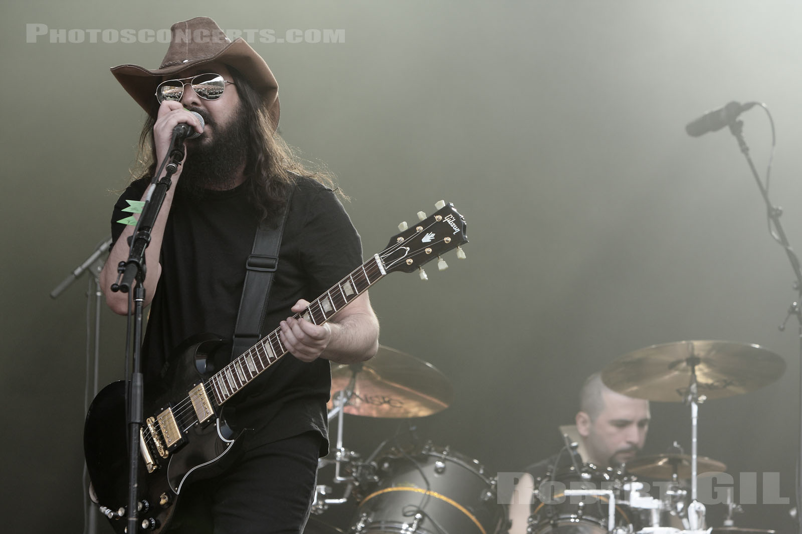 SCARS ON BROADWAY - 2008-08-29 - SAINT CLOUD - Domaine National - Grande Scene