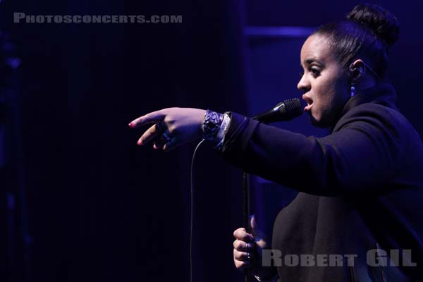SEINABO SEY - 2014-11-13 - PARIS - La Cigale