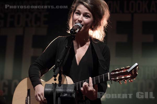 SELAH SUE - 2014-10-13 - PARIS - Gaite Lyrique