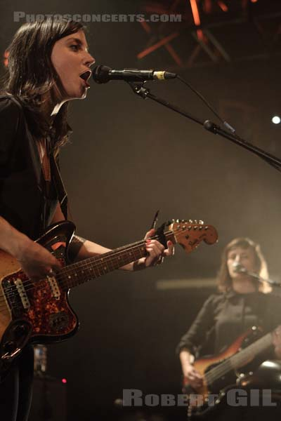 SHARON VAN ETTEN - 2012-10-01 - PARIS - Cafe de la Danse